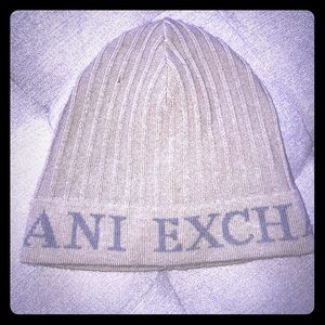 Armani Exchange Beanie Hat